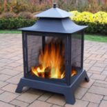 Full View Fire Pit