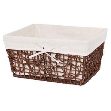 Creative Ware Home Directions Storage Basket