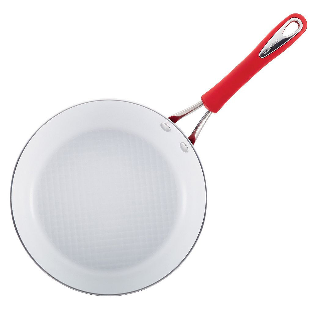 SilverStone Ceramic Nonstick 8-in. Deep Skillet