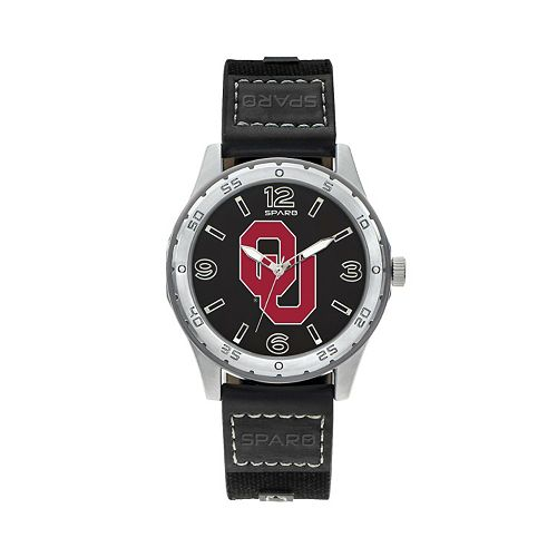 Sparo Men's Player Oklahoma Sooners Watch