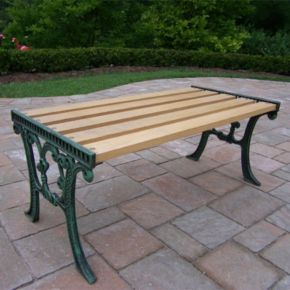 Wooden Outdoor Coffee table