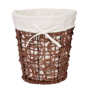 Creative Ware Home Directions Wastebasket