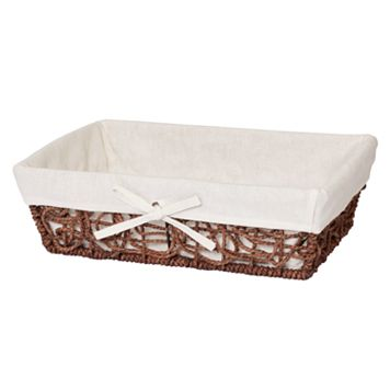 Creative Ware Home Directions Vanity Basket