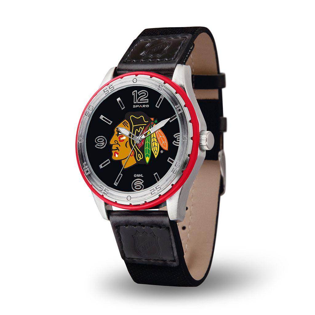 Men's Sparo Chicago Blackhawks Player Watch