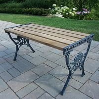 Wooden Tulip Outdoor Coffee Table