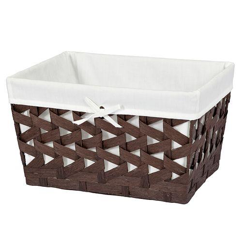 Creative Ware Home Crossways Storage Basket