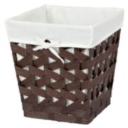 Creative Ware Home Crossways Wastebasket