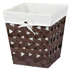 Creative Ware Home Crossways Wastebasket