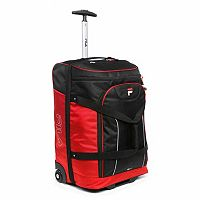 FILA® Expedition 21-Inch Wheeled Drop-Bottom Duffel Bag