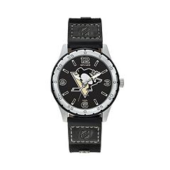Sparo Men's Player Pittsburgh Penguins Watch