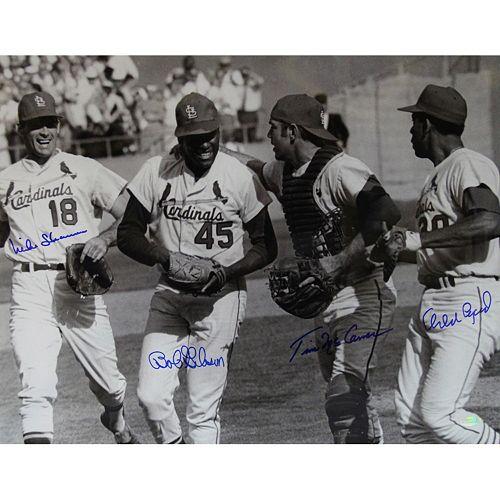 "Steiner Sports St. Louis Cardinals 16"" x 20"" Signed Photo"