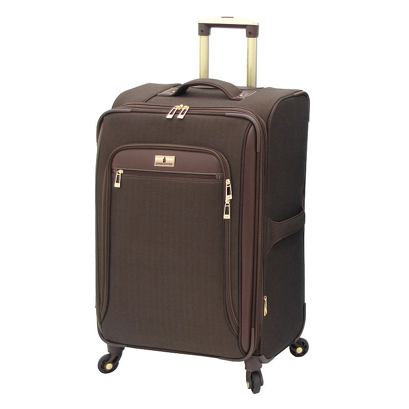 London Fog Luggage, Andover 25-in. Expandable Spinner Upright