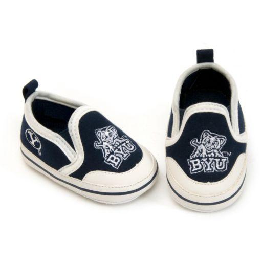 BYU Cougars NCAA Crib Shoes - Baby