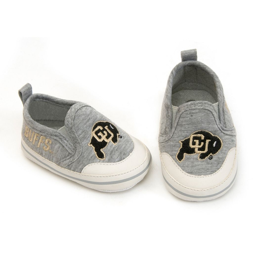 University of Colorado Buffaloes NCAA Crib Shoes - Baby