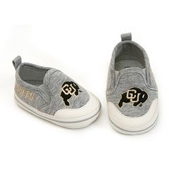 University of Colorado Buffaloes NCAA Crib Shoes - Baby