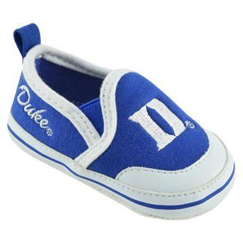 reputable site 1dc03 82513 Duke University Blue Devils NCAA Crib Shoes - Baby