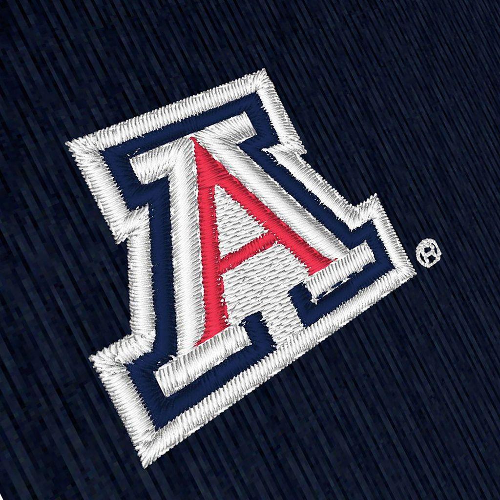 Men's Antigua Arizona Wildcats Tempest Desert Dry Xtra-Lite Performance Jacket