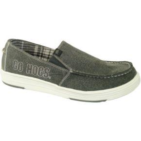 Men's Arkansas Razorbacks Sedona Slip-On Shoes