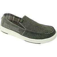 Men's Georgia Bulldogs Sedona Slip-On Shoes