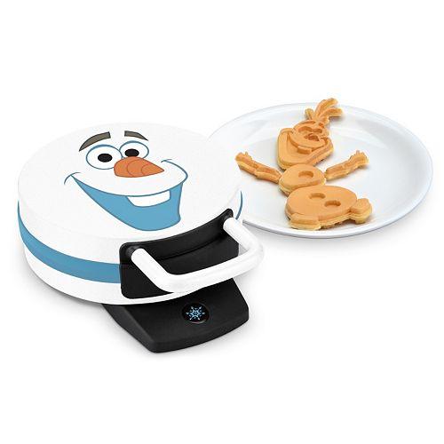 Disney's Frozen Olaf Waffle Maker