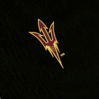 Men's Antigua Arizona State Sun Devils Tempest Desert Dry Xtra-Lite Performance Jacket