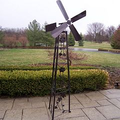 Outdoor Garden Windmill