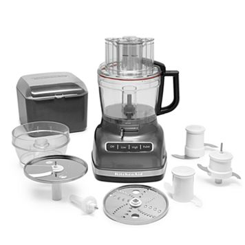 KitchenAid KFP1133QG 11-cup ExactSlice Food Processor