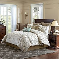 Madison Park Signature Sheffield 8 pc Comforter Set