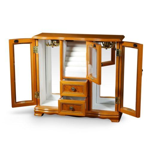 Mele Designs Wood Jewelry Box