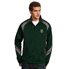 Men's Antigua Colorado State Rams Tempest Desert Dry Xtra-Lite Performance Jacket