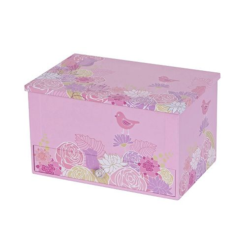 Mele Designs Bird & Blooms Musical Jewelry Box