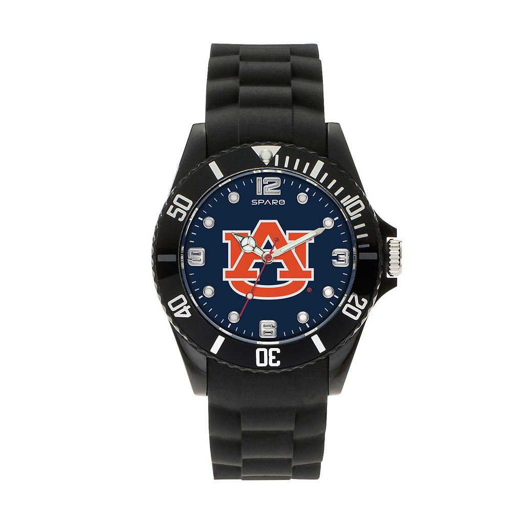 Sparo Men's Spirit Auburn Tigers Watch