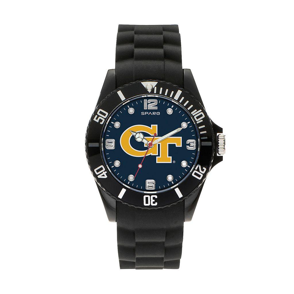 Sparo Men's Spirit Georgia Tech Yellow Jackets Watch