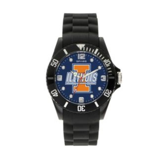 Sparo Men's Spirit Illinois Fighting Illini Watch