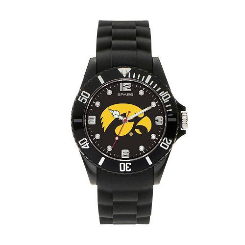 Sparo Men's Spirit Iowa Hawkeyes Watch