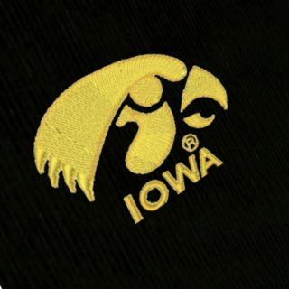 Men's Antigua Iowa Hawkeyes Tempest Desert Dry Xtra-Lite Performance Jacket
