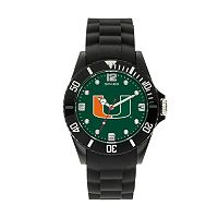 Sparo Men's Spirit Miami Hurricanes Watch
