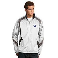 Men's Antigua Kentucky Wildcats Tempest Desert Dry Xtra-Lite Performance Jacket