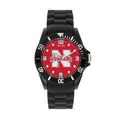 Sparo Men's Spirit Nebraska Cornhuskers Watch