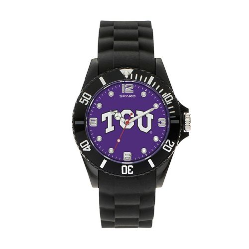 Sparo Men's Spirit TCU Horned Frogs Watch