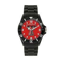Sparo Men's Spirit Texas Tech Red Raiders Watch
