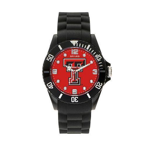 Sparo Men's Spirit Texas Tech Red Raiders Watch