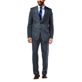 Men's Haggar Travel Tailored-Fit Graphite Performance Suit Jacket