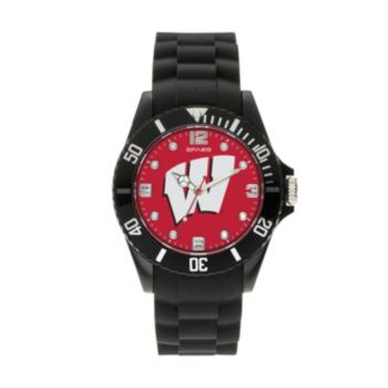 Sparo Men's Spirit Wisconsin Badgers Watch