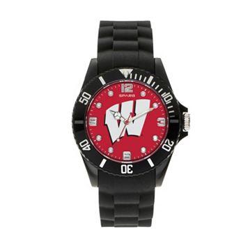 Sparo Men's Spirit Wisconsin Badgers Watch