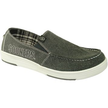 Men's Oklahoma Sooners Sedona Slip-On Shoes