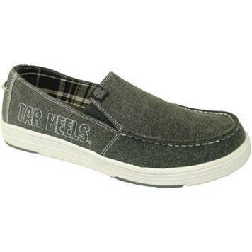 Men's North Carolina Tar Heels Sedona Slip-On Shoes