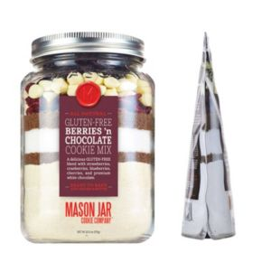 Mason Jar Cookie Company 20.2-oz. Pouch Gluten-Free Berries 'n Chocolate Cookie Mix