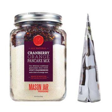 Mason Jar Cookie Company 16-oz. Pouch Cranberry Orange Pancake Mix
