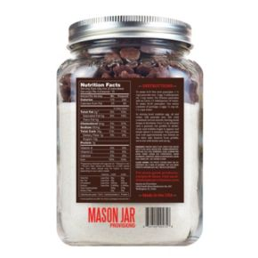 Mason Jar Cookie Company 16-oz. Pouch Buttermilk Chocolate Chip Pancake Mix